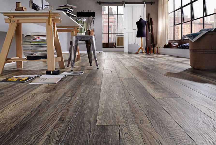 Robusto Harbour Oak - Grey - 12mm