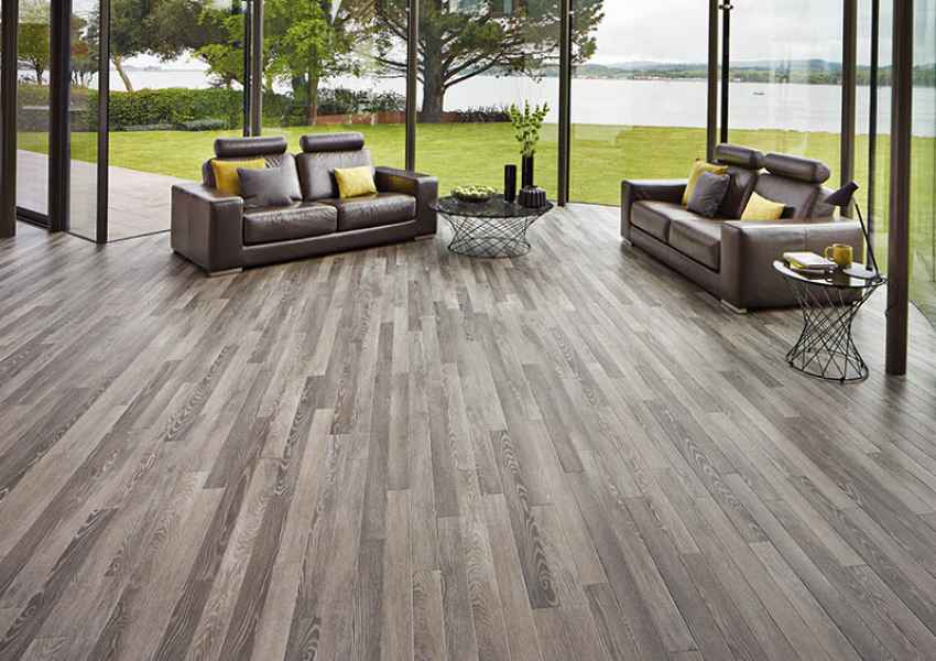 Limed Silk Oak