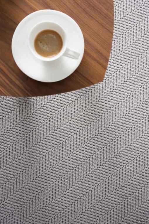 Fibre Wool Herringbone Bowood