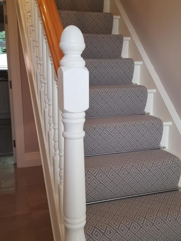 Carla Carpet & Stair Rods