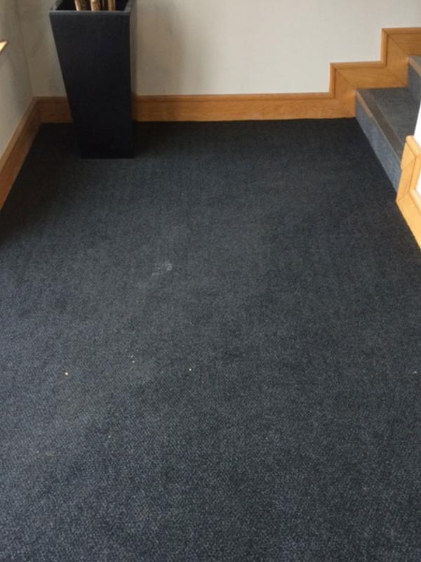 Entrance Matting in Dental Surgery