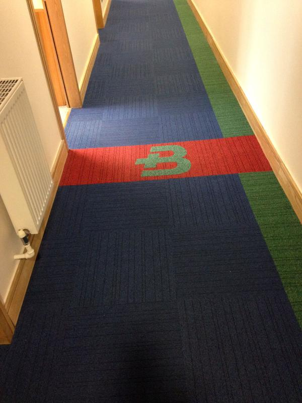 Carpet Tile Customisation