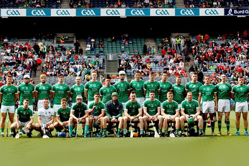 Best of Luck to Limerick in the All-Ireland, Sunday 19th August