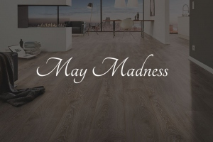 May Madness Promotion
